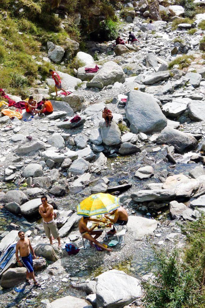 Dharamsala_Bhagsu_Waterfall_2 ©