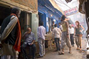 Blue Lassi, Varanasi, India