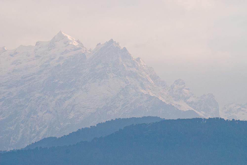 Kanchendzonga, Sikkim
