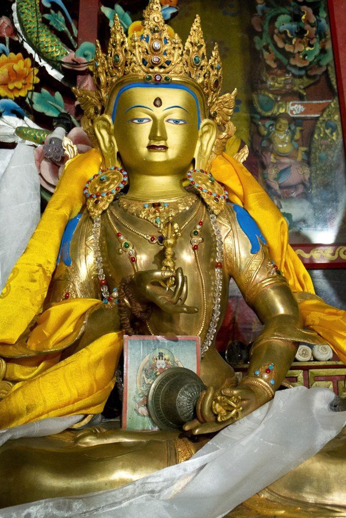 Vajrasattva, Tashiding, Sikkim